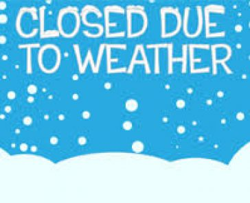 Classes cancelled Jan. 12th